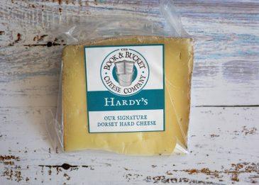 The Book & Bucket Cheese Company Hardy's Cheese
