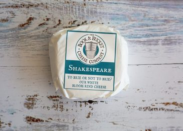 The Book & Bucket Cheese Company Shakespeare Cheese
