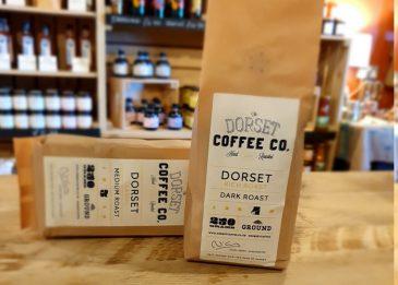 Dorset Coffee Dark & Med Roast