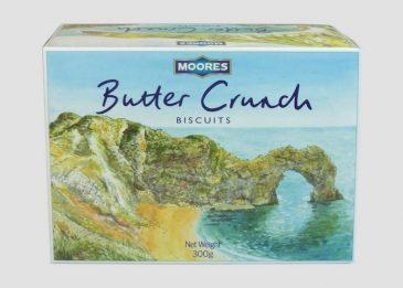 Moores Butter Crunch 300g