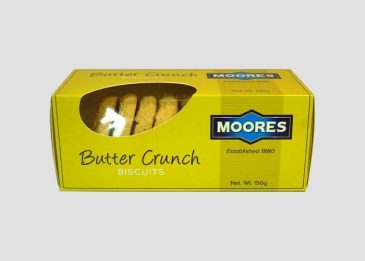 Moores Butter Crunch