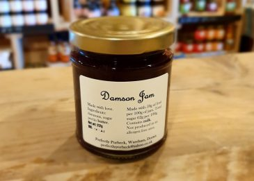Perfectly Purbeck Damson Jam