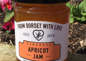 From Dorset With Love Apricot Jam