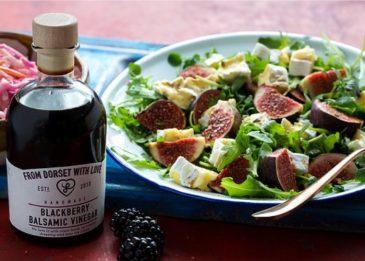 From Dorset With Love Blackberry Balsamic Vinegar