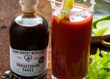 From Dorset With Love Dorchester Sauce