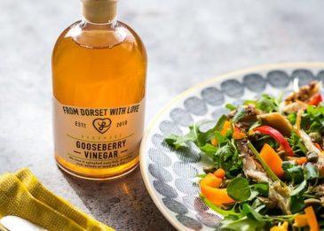 From Dorset With Love Gooseberry Vinegar