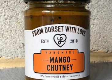 From Dorset With Love Mango Chutney
