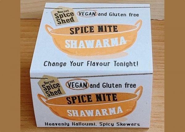 SpiceNite Shawarma