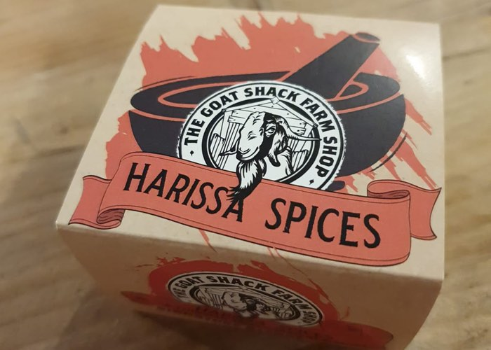 The Goat Shack Goat Harissa Spices